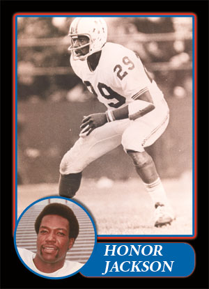 Honor Jackson Trading Card